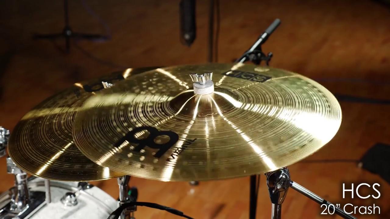HCS Crash Cymbal 16 in