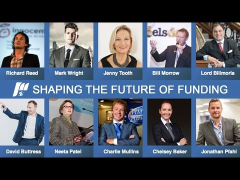 Business Funding Show. Top Speakers on Investment.