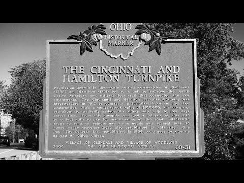 Cincinnati Hamilton  Turnpike