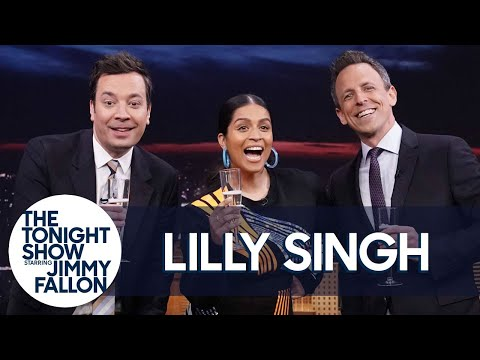 Move Over Jimmy Fallon: Lilly Singh Is Coming to Late-Night as the Only Female Host on a Major Network