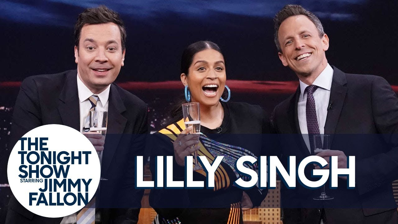 Lilly Singh Spills the Tea About Her New NBC Late-Night Show #1