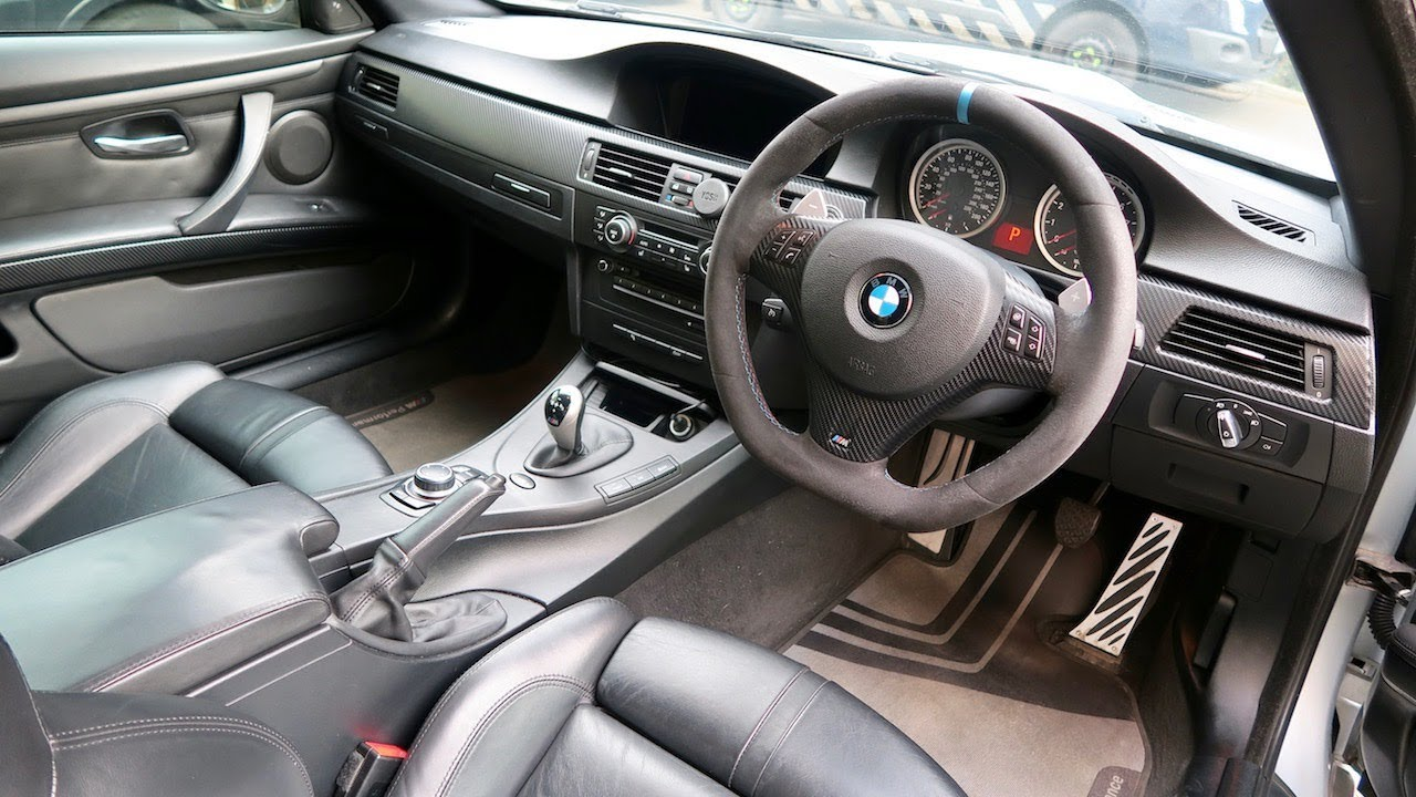 Cleaning My Cars Floor, Leather U0026 Alcantara Interior! (BMW E92 M3  Silverstone Blue LCI Coupe)
