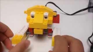 Lego WeDo Robotics: The Roaring Lion (1080p/60fps)
