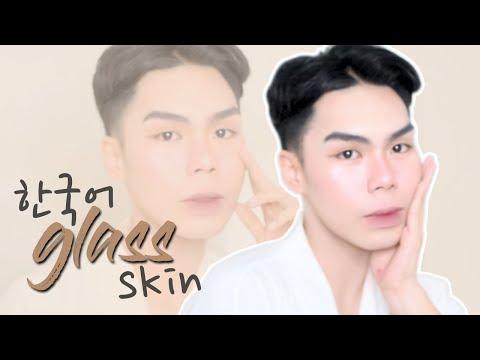 KOREAN GLASS SKIN MAKEUP TUTORIAL   Using Affordable Drugstore Makeup & Skin Care   Philippines