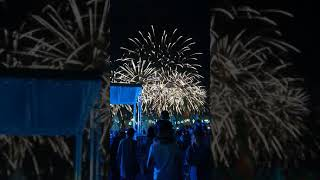 Салют 60 лет Зеленоград праздник шоу дети танцуют видео