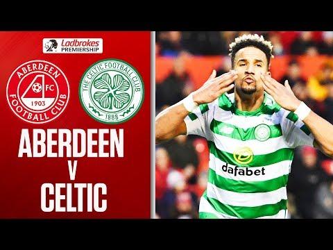 Aberdeen 3-4 Celtic | Sinclair Scores Hat Trick In 7-Goal Thriller! | Ladbrokes Premiership