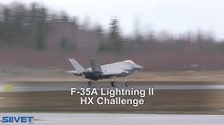 HX Challenge: F-35A Stealth Jets Takeoff from Tampere-Pirkkala for HX Evaluation Mission [4K UHD]