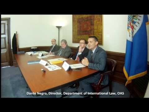 Inter-organizational Collaboration for the Advancement of Private Int. Law (Dante Negro)