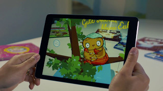 Children Interactive Book with Augmented Reality Demo Video