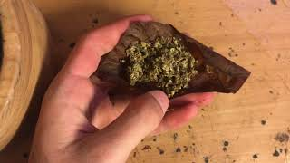 How to Roll a Backwood fast