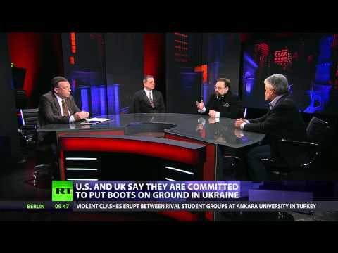 CrossTalk: Ukrainian Narratives