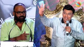 K. Bhagyaraj's exciting interaction with Current Generation Directors | Koditta Idangalai Nirappuga