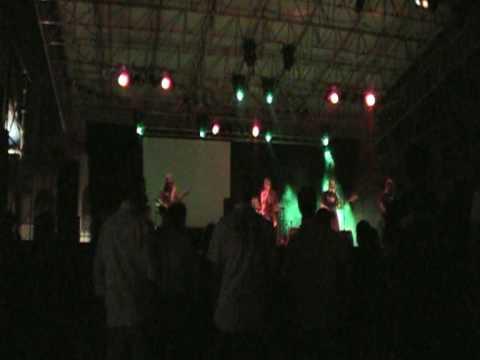 Skiantos live @ Collegno (TO) Colonia Sonora 2008 - Senza Vergogna