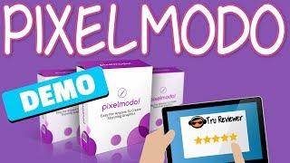 Pixelmodo Demo Make Sure to See My Pixelmodo 🍳 🥞 🥓  Bonus! 🤓 😈