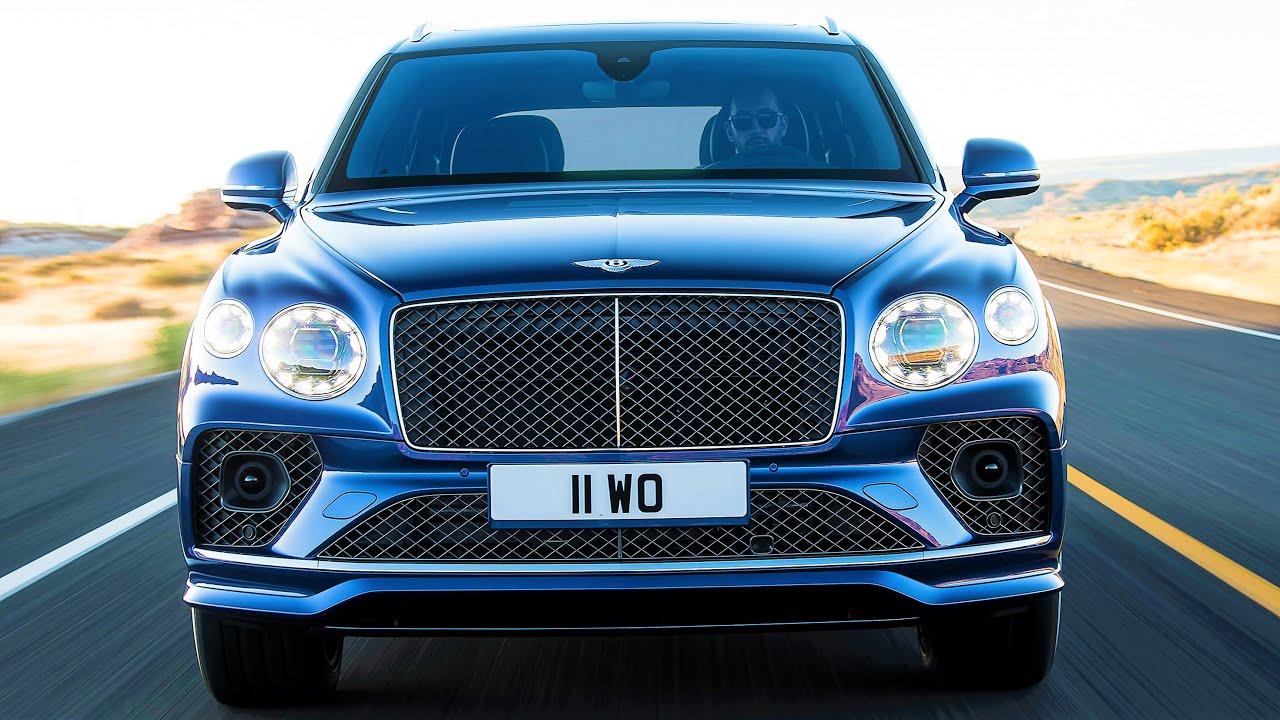 New 2021 Bentley Bentayga & Bentley Bentayga Speed interior,Exterior Firstlook