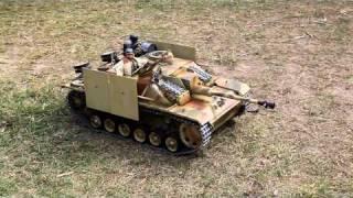 南生圍坦克車大戰