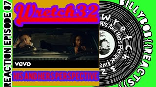 Wretch32 - His And Hers Perspectives{{U.K RAP REACTION}}#billybobreacts #wretch32