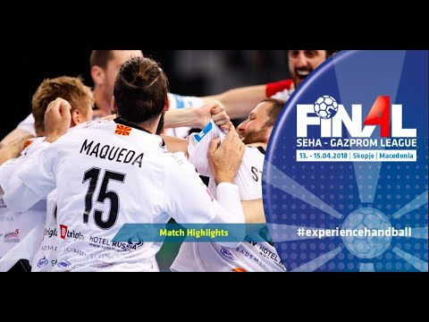 Final 4: Match Highlights (Vardar vs PPD Zagreb)