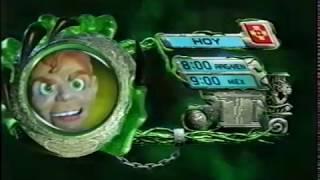 Comerciales Fox Kids 2003