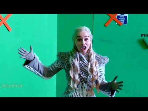 Emilia Clarke - funny moments