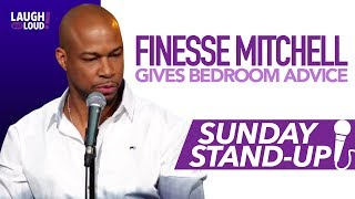 Finesse Mitchell Gives Bedroom Advice | Sunday Stand-Up | LOL Network thumbnail