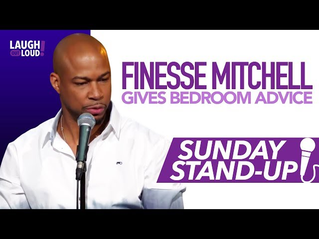 Finesse Mitchell Gives Bedroom Advice   Sunday Stand-Up   LOL Network