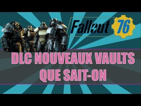FALLOUT 76: DLC NOUVEAUX VAULTS - ON FAIT LE POINT !