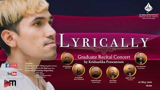 Lyrically Full Show