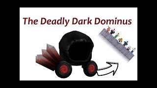 DEADLY DARK DOMINUS IS A TOY??!!
