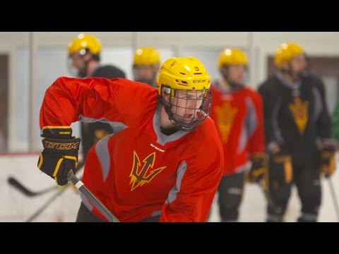 Arizona State ice hockey looks for speedy transition from club dominance to NCAA power