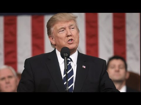 BREAKING 🔴 President Donald Trump URGENT State of the Union Address from Washington DC