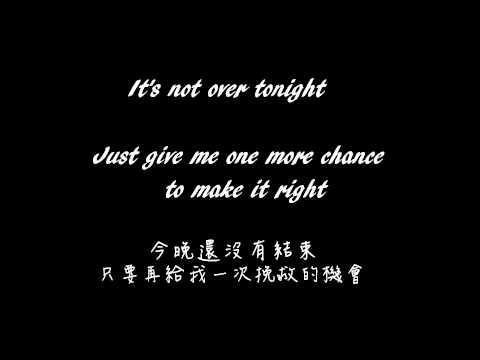 Maroon 5-won't Go Home Without You (中英字幕)