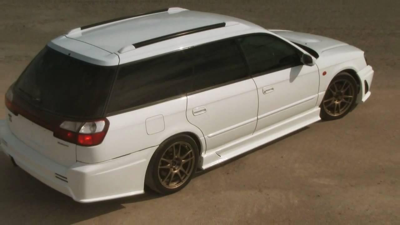 Subaru Legacy Lowered >> Superior Imports - Subaru Legacy Wagon GT-B - YouTube