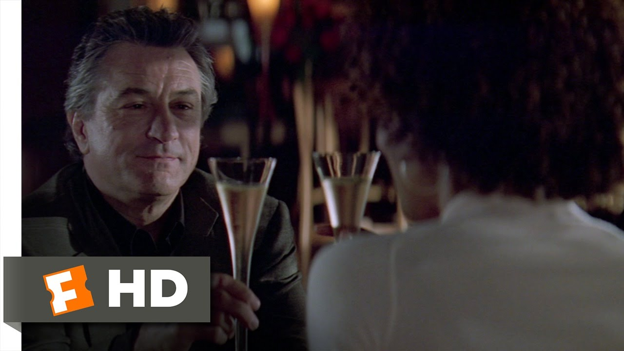 Download The Score (3/9) Movie CLIP - A Toast to Changes (2001) HD