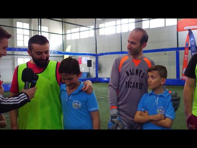 020  Babalar ve Oğullar Futbol Turnuvası Röportajları III