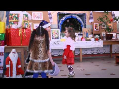 Буктрейлер Снежная королева