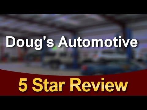 Dougs Automotive Repair Memphis Reviews