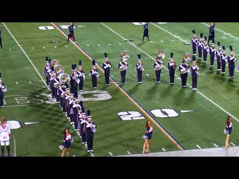 Marching Illini IMBC Performance: Pirates of the Caribbean | October 21, 2017