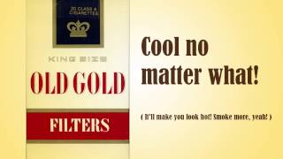 Old Gold Cigarettes (Advert) - No Sound :(