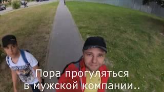 """""""Документальный фильм"""" Питер, метро, рыбалка..."""