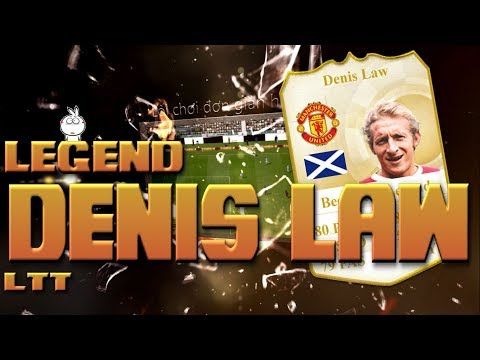Kênh LTT | Review Denis Law World Legend - FIFA Online 3 Việt Nam