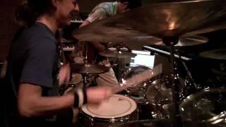 AESTV - 11 - Point of No Return Intro (drum cam)