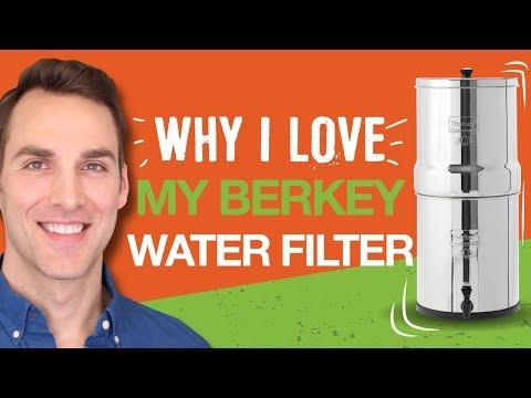 5 Reasons Why I Love My Berkey Water Filter. Chris Wark (Chris Beat Cancer)