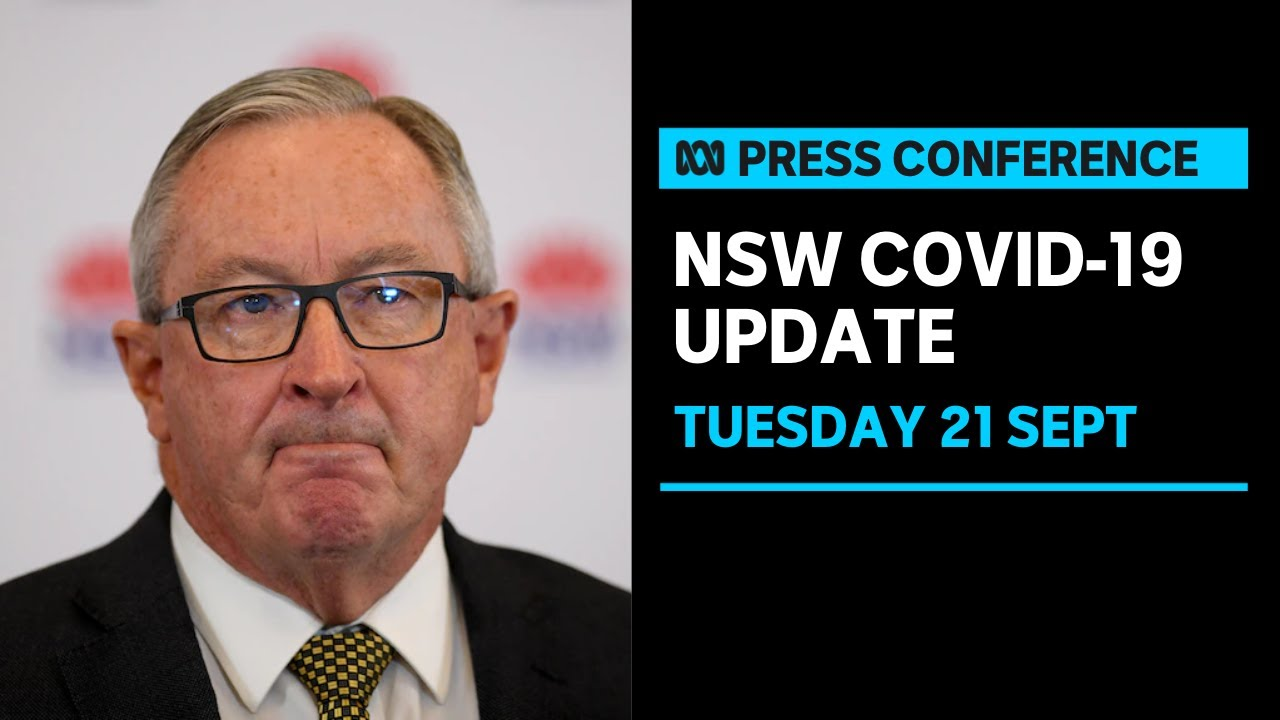 Download IN FULL: NSW Health Minister Brad Hazzard provides a COVID-19 update | ABC News