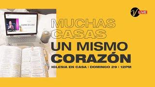 Domingo 29 de marzo, 2020 | Pastor Enrique Bremer