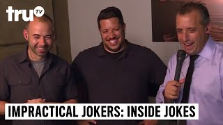 Impractical Jokers: Inside Jokes - Q's Date in Heaven | truTV