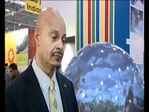 Ellison 'Tommy' Thompson, Deputy Director General, Bahamas Tourist Office