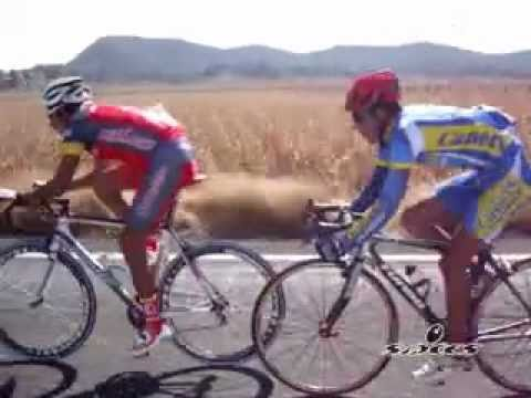 Video Carrera Ciclista Sport de Ruta San Salvador Huixcolotla Puebla 14 11 10