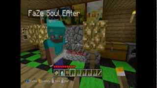 Lets Play MineCraft xbox 360 edition: Fan made map episode 3 - Part 2