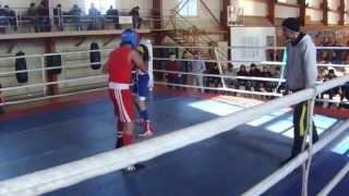 Hovhannes Karapetyan Boxing